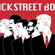 BACK STREET BOYS 広島公演記念!