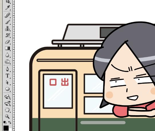 広電車両イラスト