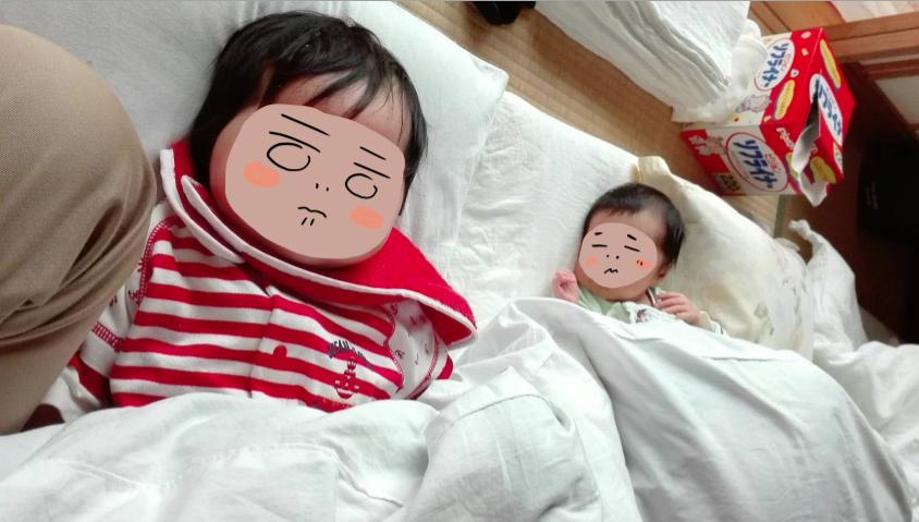 こねぎと新生児