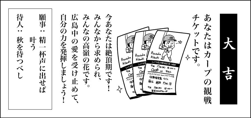 カープチケット