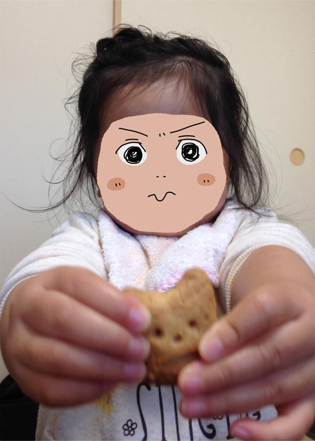 こねぎクッキー作り
