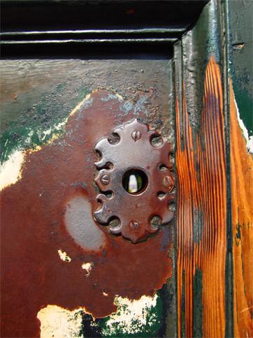 マルタ騎士団の館の鍵穴
